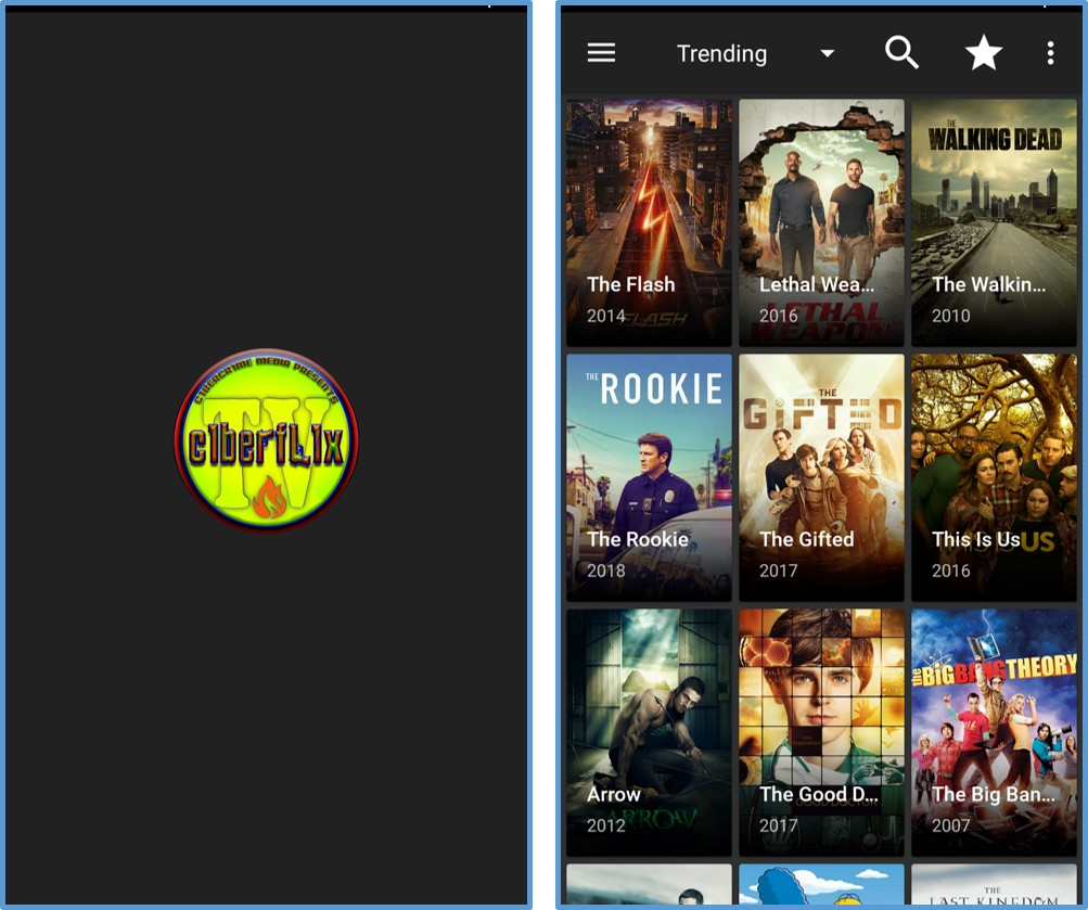 Cyberflix TV APK 3 0 6 | Download for Android, iOS, PC